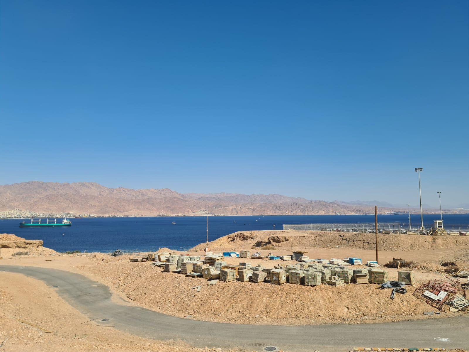 דירת גן בפרויקט SEA UZAN באילת