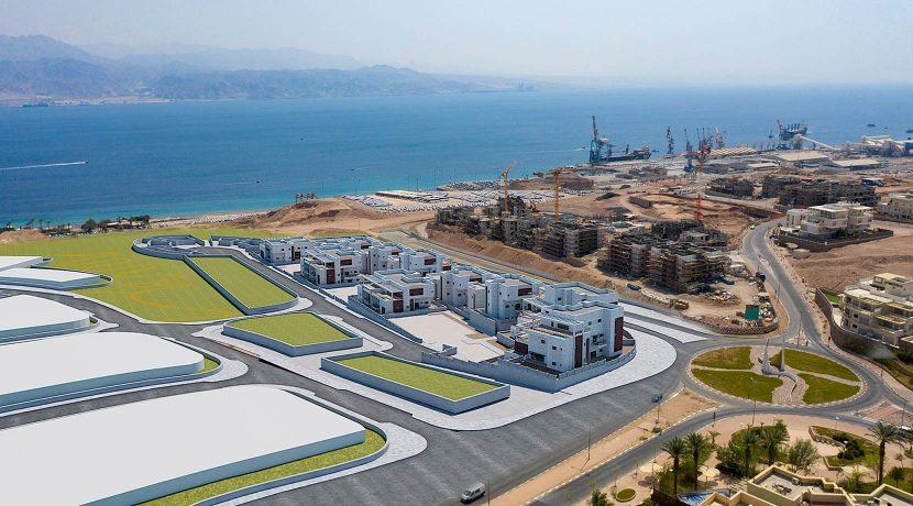 פרויקט SEA UZAN באילת